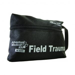 Tactical Field Trauma with QuikClotA(R) First Aid Kit