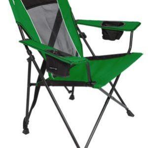 Kijaro Elite Dual Lock Camp Chair - Jasper Green