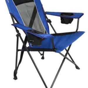 Kijaro Elite Dual Lock Camp Chair - Maldives Blue