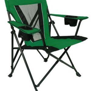 Kijaro Elite Dual Locku00ae XXL Camp Chair - Jasper Green