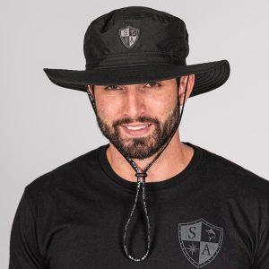 Alpha Defense Gear Alpha Boonie Hat / Black