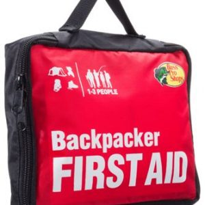 Bass Pro Shops Backpacker First Aid Kit