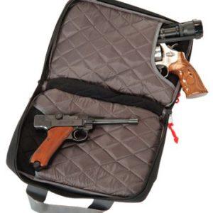 G Outdoors 1310PC Quad Pistol Range Bag