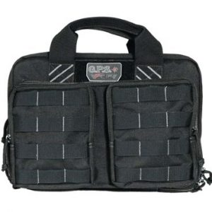 G Outdoors Tactical Quad Pistol Range Bag