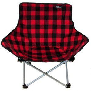 TravelChair ABC Camp Chair - Buffalo Plaid