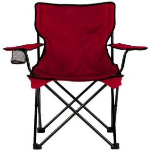 TravelChair C-Series Rider Camp Chair - Red