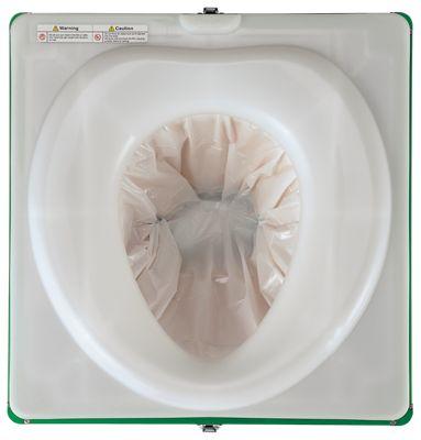 Wrappon Green Portable Toilet