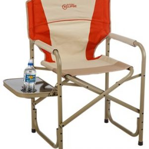 Bass Pro Shops Eclipse Director's Chair with Side Table - Bossa/Nova/Red