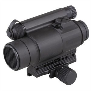 Aimpoint Compm4 Optical Sight - Compm4 2 Moa Red Dot W/Qrp2 Mount
