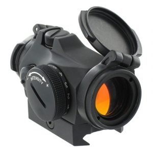 Aimpoint Micro T-2 Sight - Micro T-2 2 Moa Sight W/Picatinny Low Mount