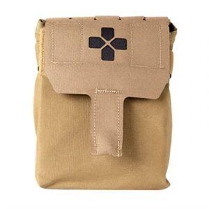 Blue Force Gear Trauma Kit Now! Basic Kit - Trauma Kit Now Basic Kit, Coyote Brown