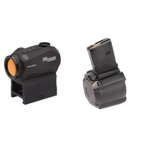 Brownells Sig Romeo5 Red Dot Sight With D60 - Sig Romeo 5 Red Dot With D60