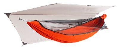 Kammock Mantis All-In-One Camping Hammock Tent - Ember Orange