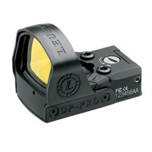 Leupold Deltapoint Pro - Deltapoint Pro 6 Moa Red Dot, Black