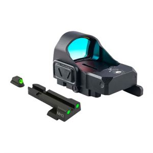 Meprolight Micro Rds Red Dot Sight - Micro Rds Kit For Cz Shadow 1 & 2