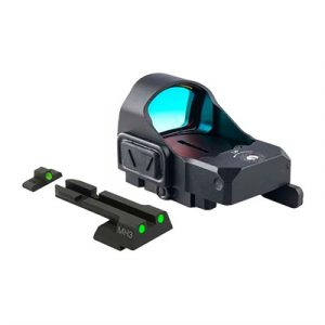 Meprolight Micro Rds Red Dot Sight - Micro Rds Kit For H&K Vp9
