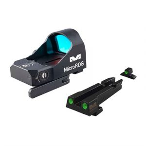 Meprolight Micro Rds Red Dot Sight - Micro Rds Kit For Iwi Masada