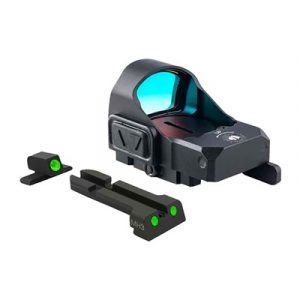 Meprolight Micro Rds Red Dot Sight - Micro Rds Kit For Sig Sauer 226/320