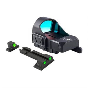 Meprolight Micro Rds Red Dot Sight - Micro Rds Kit For Smith & Wesson M&P