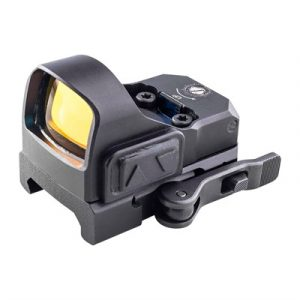 Meprolight Micro Rds Red Dot Sight - Micro Rds With Picatinny Adapter