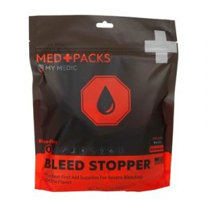 My Medic Bleed Stopper Medpack