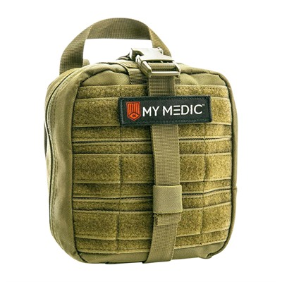 My Medic Myfak First Aid Kit - Myfak Basic Green