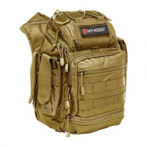 My Medic The Recon First Aid Kit - The Recon Basic Coyote