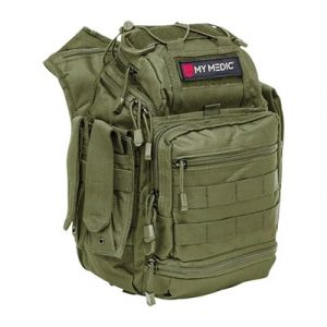 My Medic The Recon First Aid Kit - The Recon Basic Green