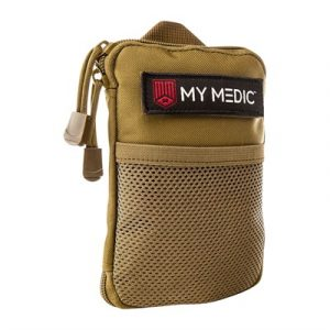 My Medic The Solo First Aid Kit - The Solo Basic Coyote