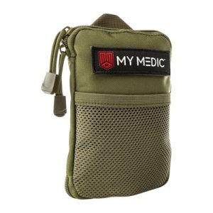 My Medic The Solo First Aid Kit - The Solo Basic Green