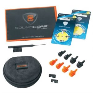 Soundgear Hearing Protection Complete Set - Ear Protection, Complete Set
