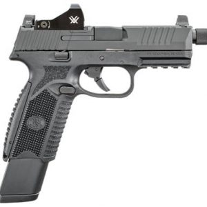 FN 509 Tactical Semi-Auto Pistol with Vortex Viper Micro Red Dot Sight Package - 10+1 Round Capacity