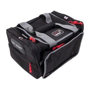 G.P.S. Medium Range Bag - Medium Range Bag-Black