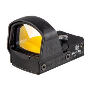 Leupold Deltapoint Pro - Deltapoint Pro 2.5 Moa Red Dot Nv, Black