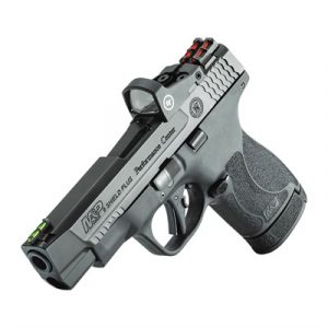 """Smith & Wesson M&P 9 Shield Plus 9mm W/Red Dot Nts 4"""""""