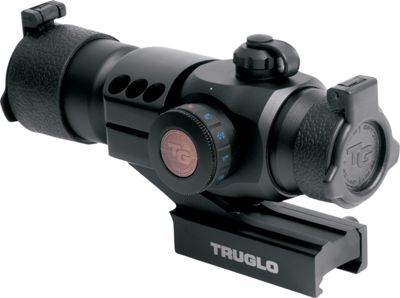 TRUGLO TG8230B 30mm Red-Dot Three-Color Sight