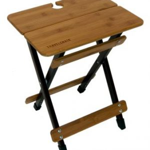 TravelChair Side Kanpai Bamboo Table