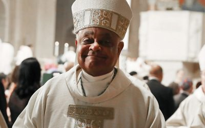 First Black American Cardinal Hopes for Good Relationship With Biden