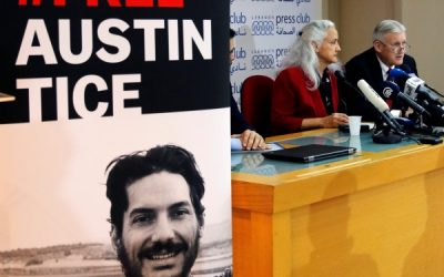 Parents of Journalist Kidnapped in Syria Urge Trump to Secure Release