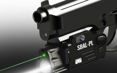 Steiner TOR Pistol Lights, Lasers Deliver Extremely Small Footprint