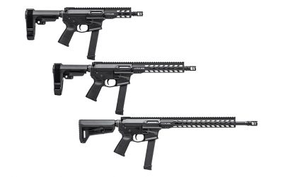 Stag 15 Pistol: A Left-Handed .300 BLK Tactical Pistol With an 8-Inch Barrel