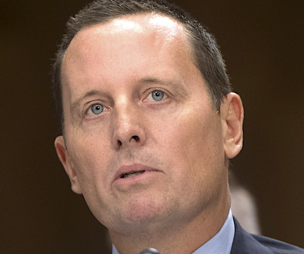 Ric Grenell to Newsmax TV: 'President Susan Rice' in Charge