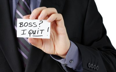 Percentage of Americans Quitting At Highest Level In 20 Years