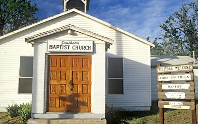 Southern Baptists Battling for Denomination's Future Direction