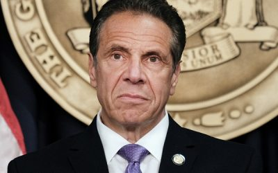 Cuomo Touts Opinion Piece Calling His Ouster a 'Coup'