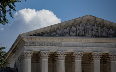 Gallup Poll: Supreme Court Approval Sinks to New Low 40 Percent